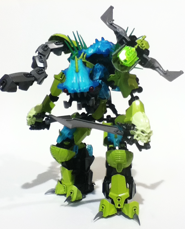 Has Anyone Bought Any Of The New Bionicle Sets