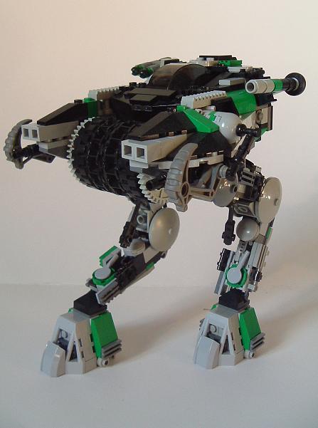 Robot Sharpglassa