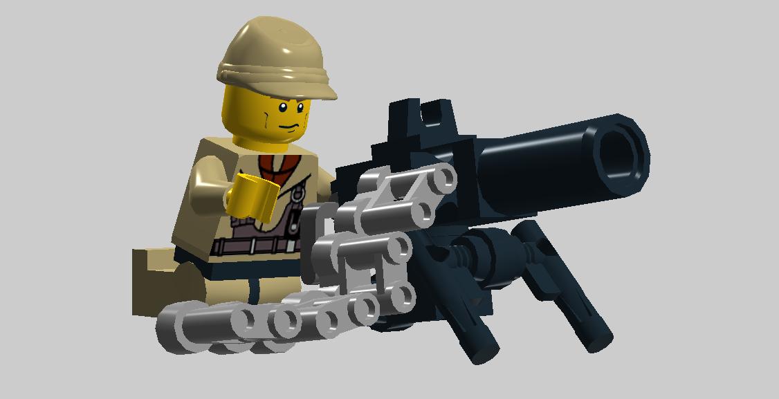 инструкции по сборке оружия из лего