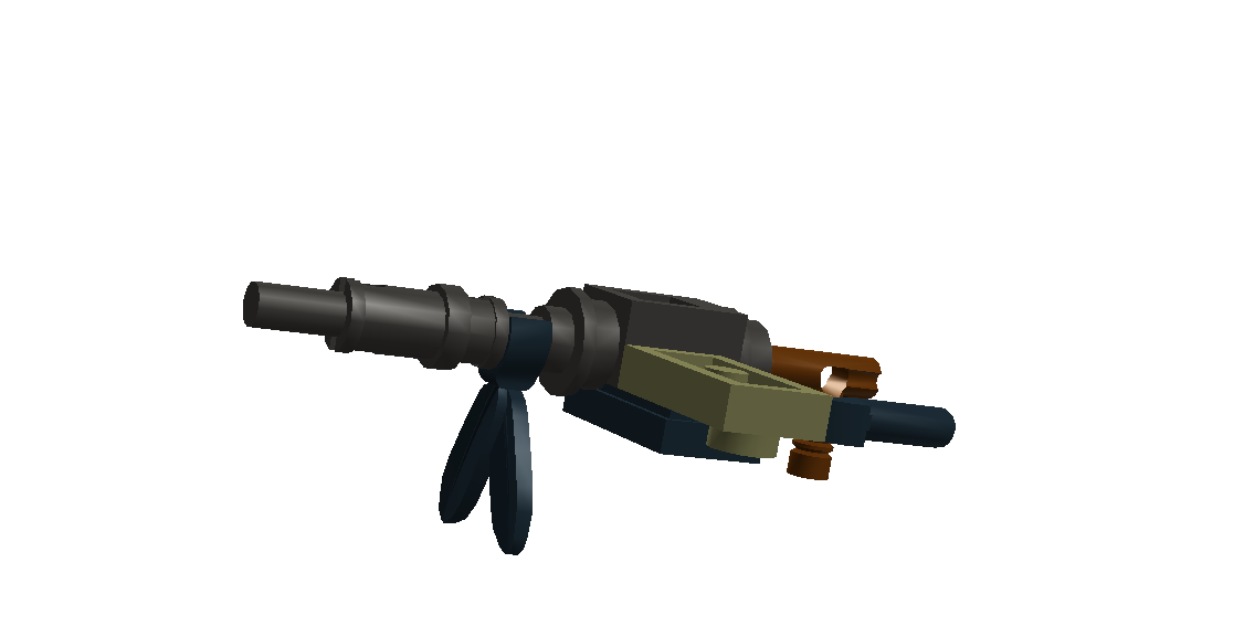 ручной пулемет Гочкис МК1