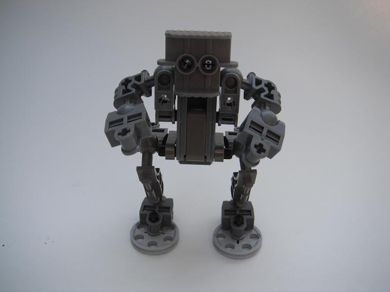 MOC] Rubber Band Holder Robot - LEGO Technic, Mindstorms & Model ...
