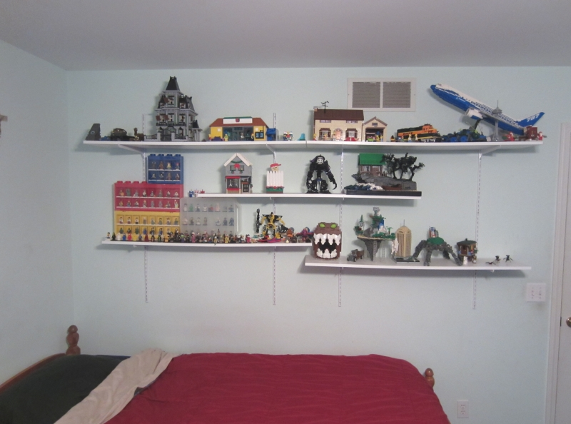 Displaying your LEGO sets - General LEGO Discussion - Eurobricks ...