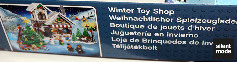 Photo of Winter Toy Shop