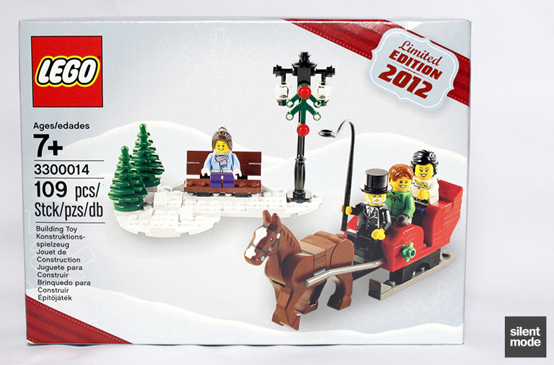 Photo of 2012 Christmas Set