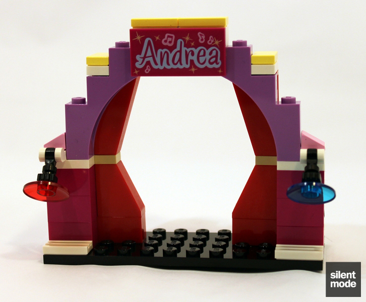 Photo of Andrea's Stage