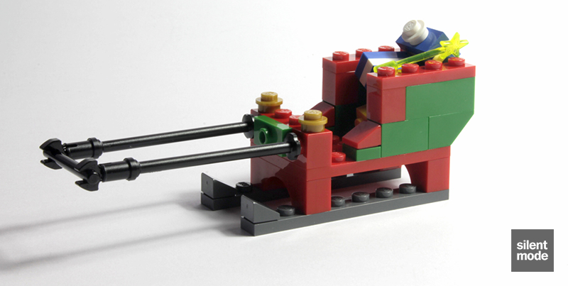 Photo of Santa's Sleigh
