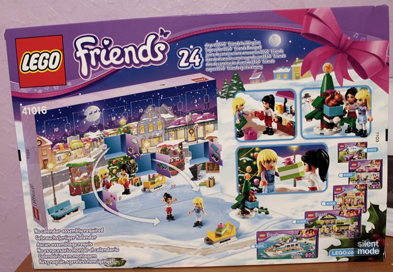 Photo of Friends Advent Calendar