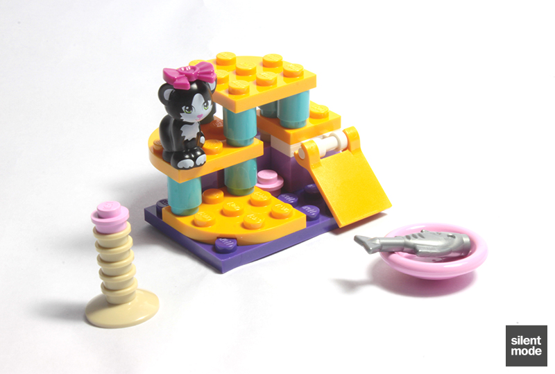 Review 41018 Cats Playground Silentmode
