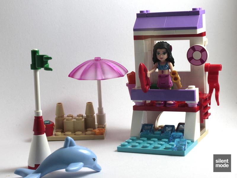 Photo of Emma's Lifeguard Post