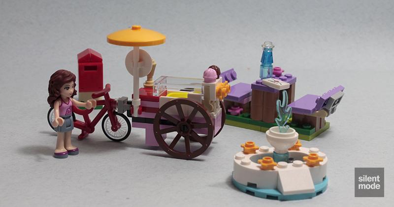 Photo of Olivia's Ice Cream Bike