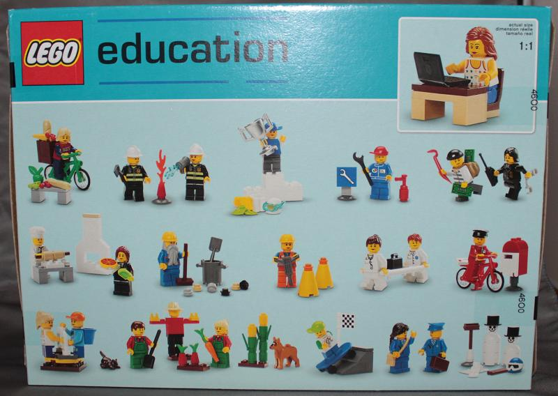 Photo of Community City Minifigures