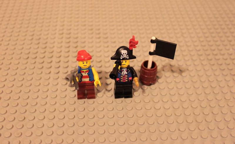 Photo of Fairytale and Historic Minifigures