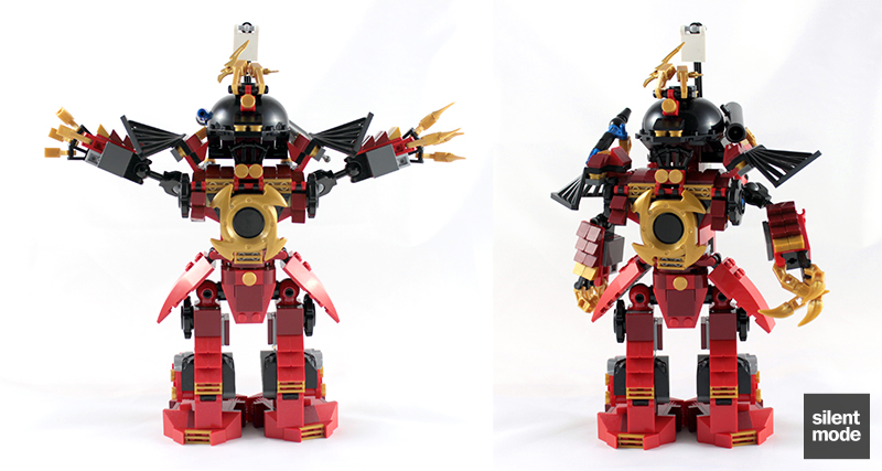 Photo of Samurai Mech