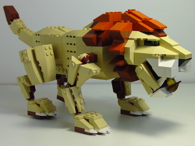 Review 4884 Creator Wild Hunters Special Lego Themes