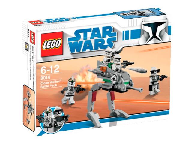 """Конструктор Lego Star Wars Шагающие роботы-клоны.  Фигурки выполнены по мотивам...  Набор из серии Лего  """"Звездные..."""