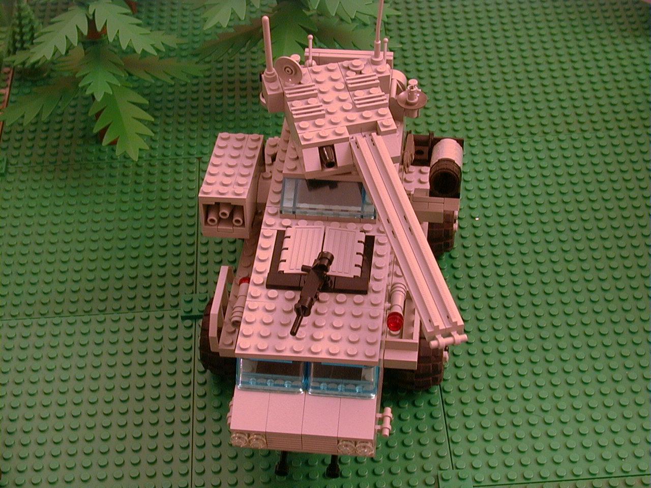 Dobblaski's AAV-20B