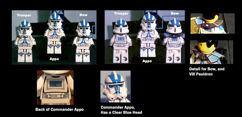 lego star wars 501st trooper