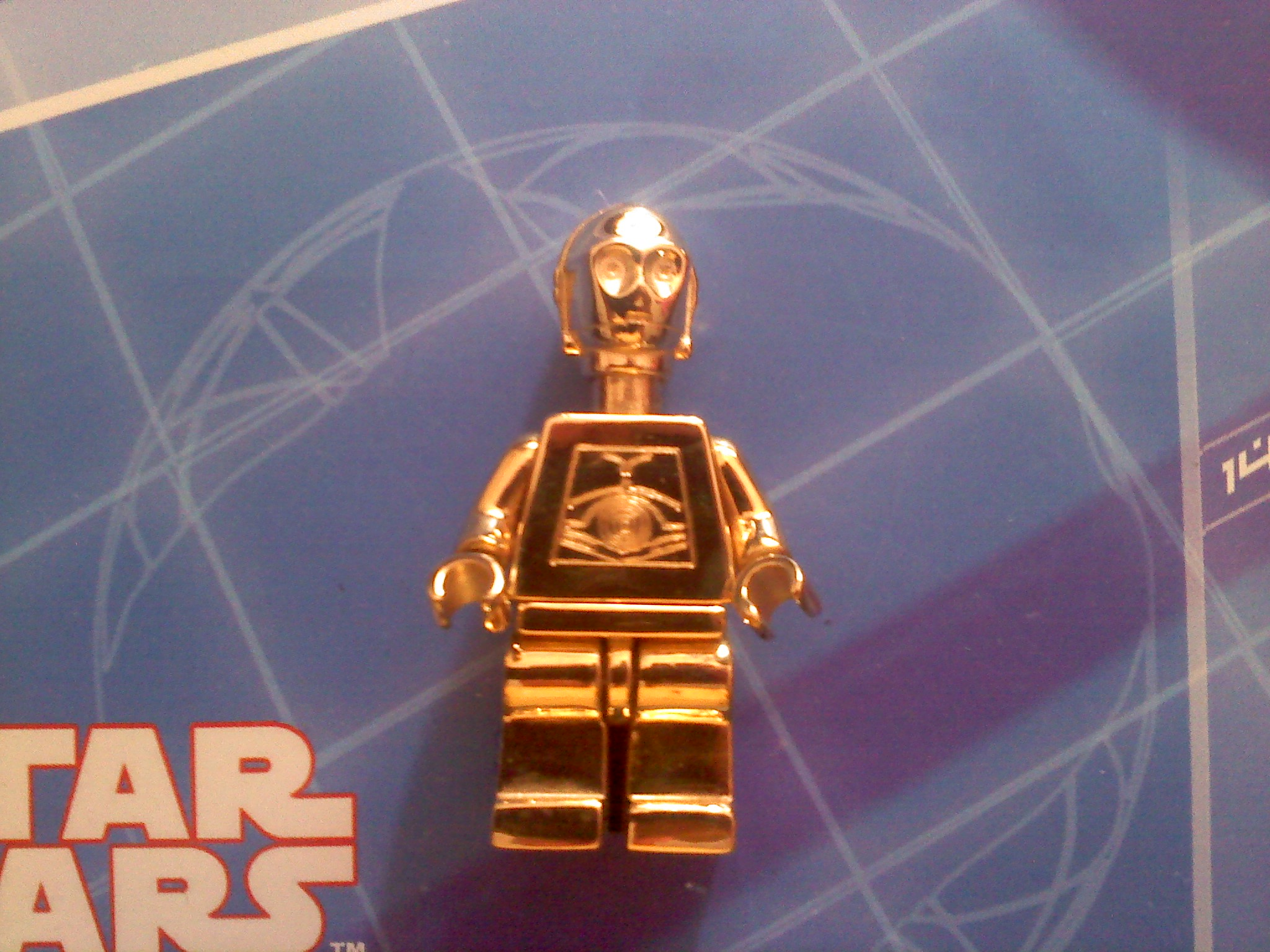 Details About The 5 Solid Gold Lego C 3po Minifigures Given Away By Lego Where Did They Go Minifigure Price Guide