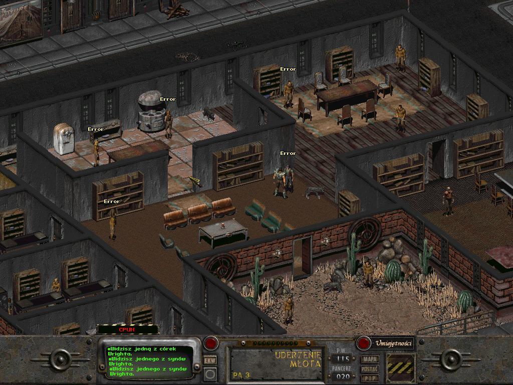 Sfall 2.17.7z * Oficjalny zestaw modyfikacji silnika gry Fallout 2. Umożliw