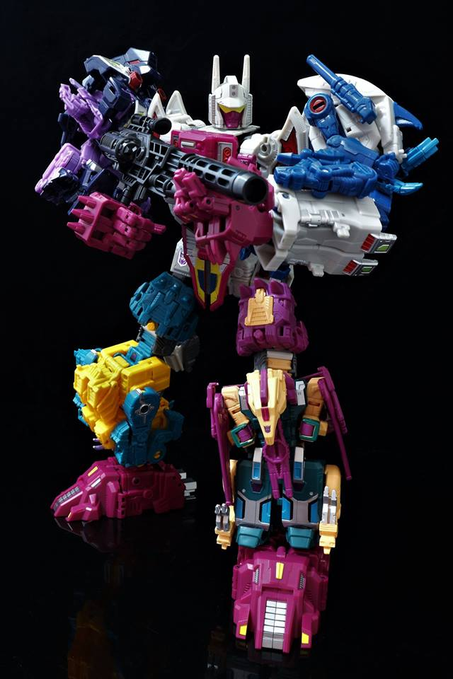 In Hand Transformers Perfect Effect PC-24 Upgrade Kits for Abominus