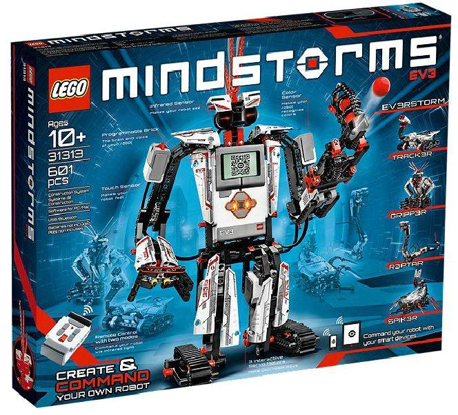 Mindstorm EV 3