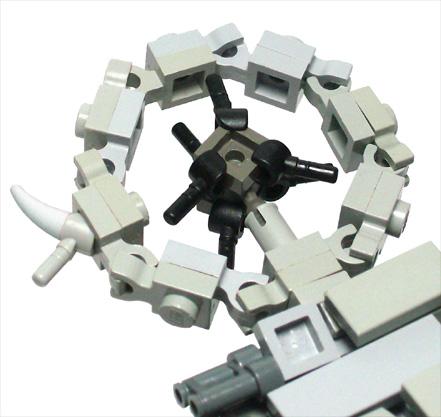 Samson rotor