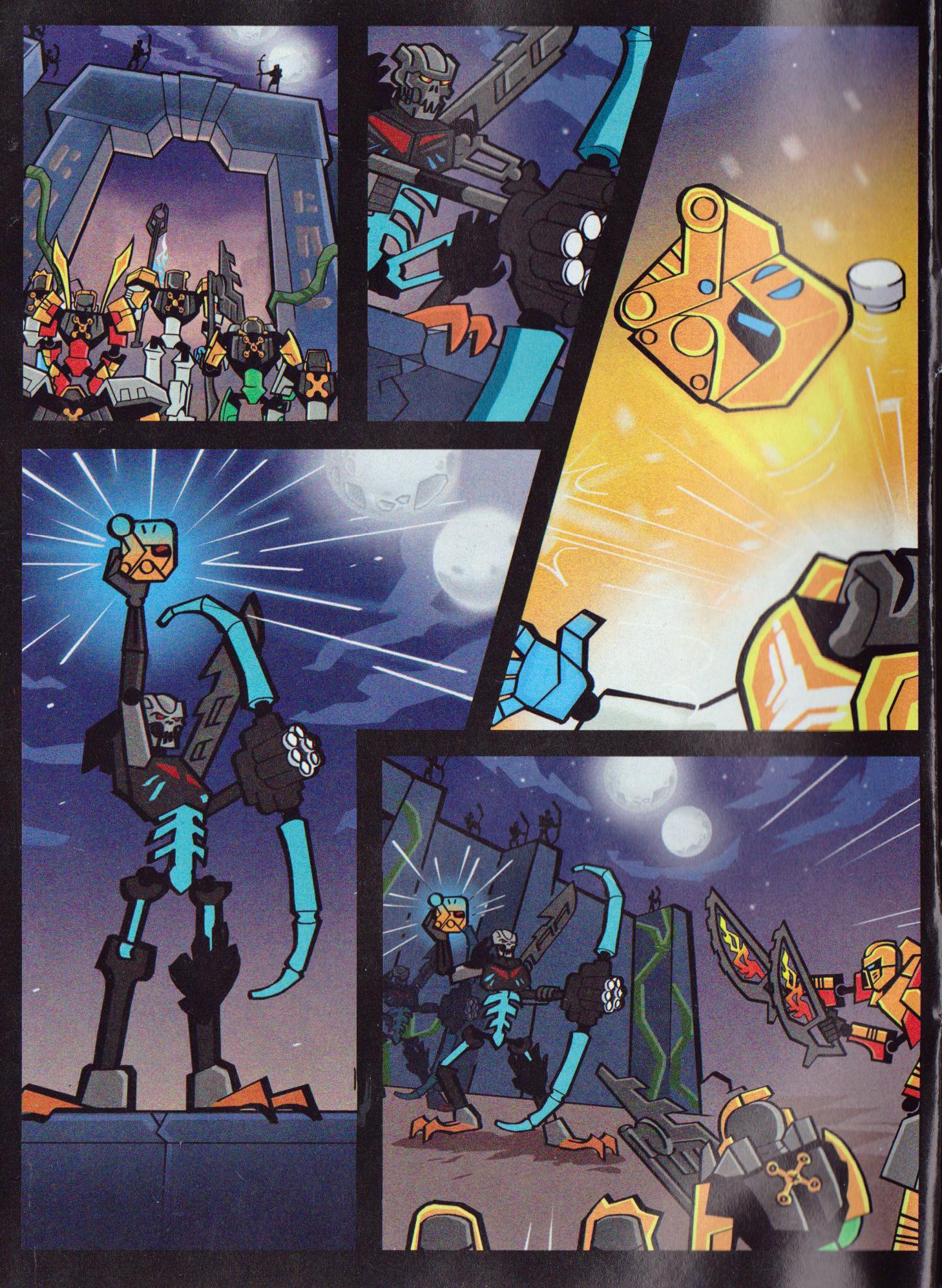 [Produits] Récapitulatif des ensembles de l'été - Page 3 Bionicle_70791_comic