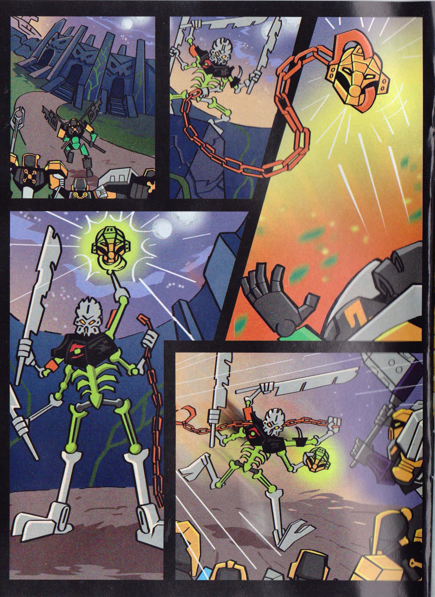 [Produits] Récapitulatif des ensembles de l'été - Page 3 Bionicle_70792_comic