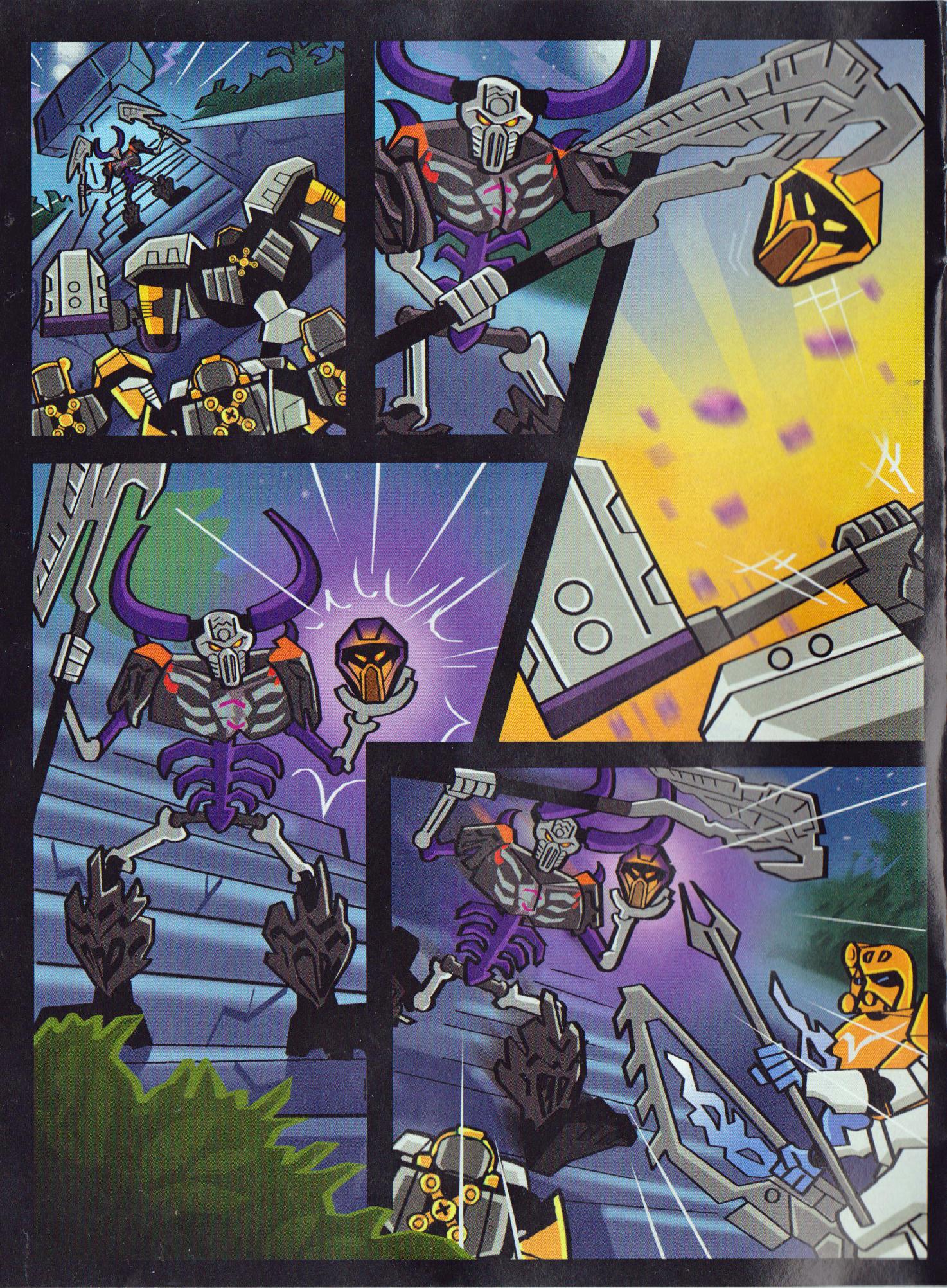 [Produits] Récapitulatif des ensembles de l'été - Page 3 Bionicle_70793_comic