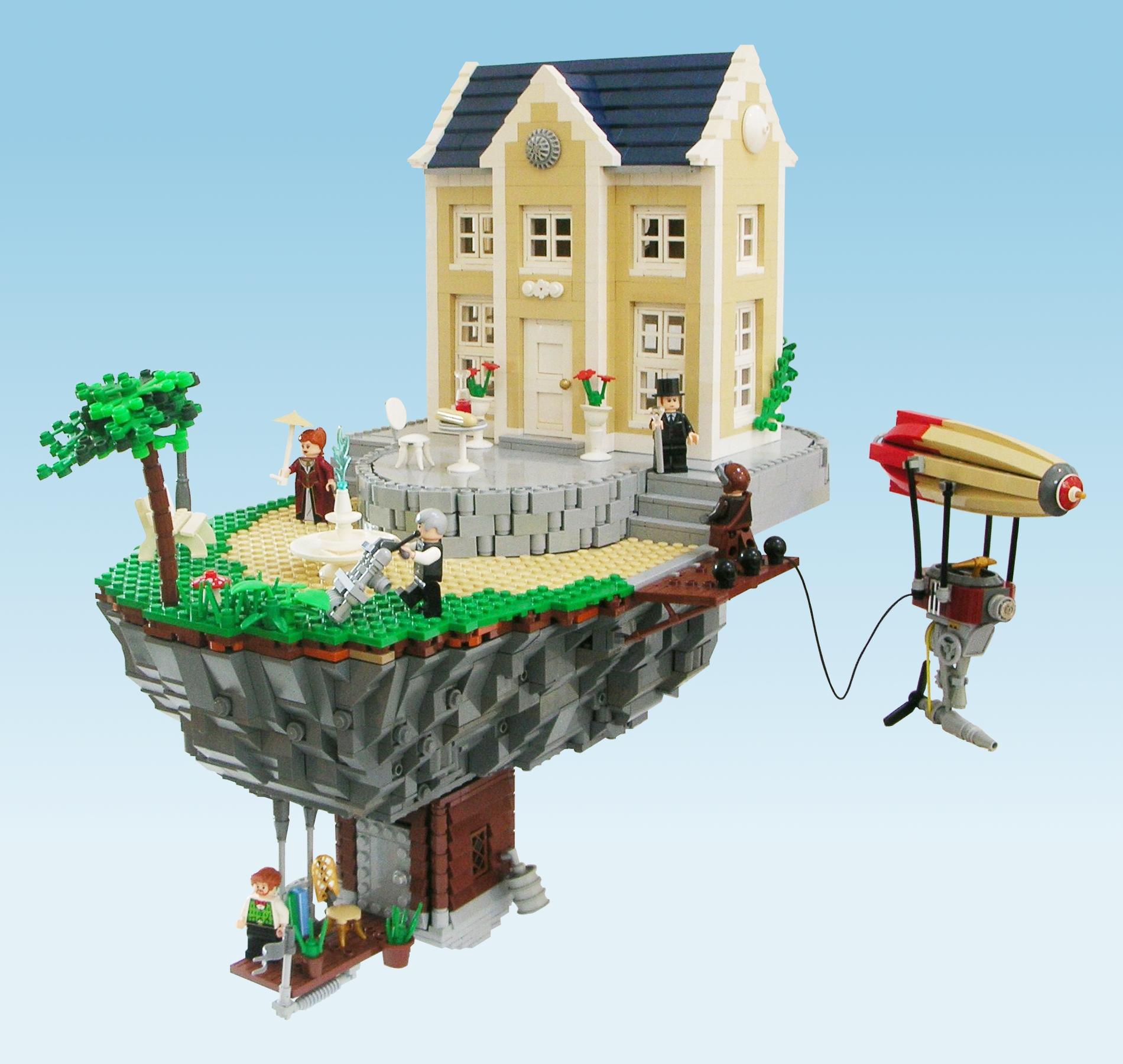 Brick Town Talk: January 2012