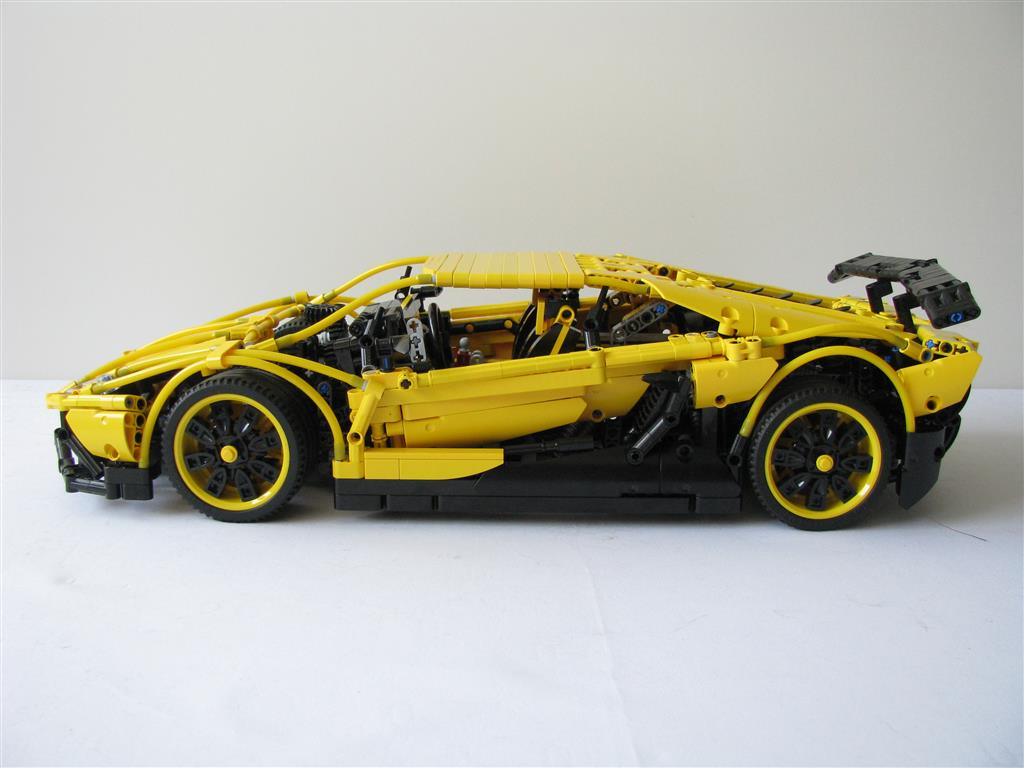 Ldraw Pdf Instructions For Lamborghini Aventador Lego Technic