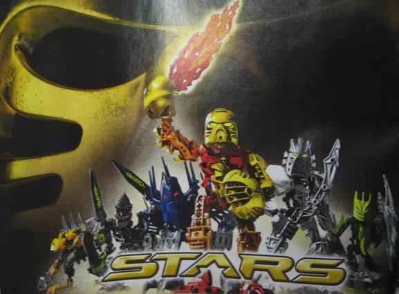 [Shop] Les Stars sur les LEGO Shop@Home Stars
