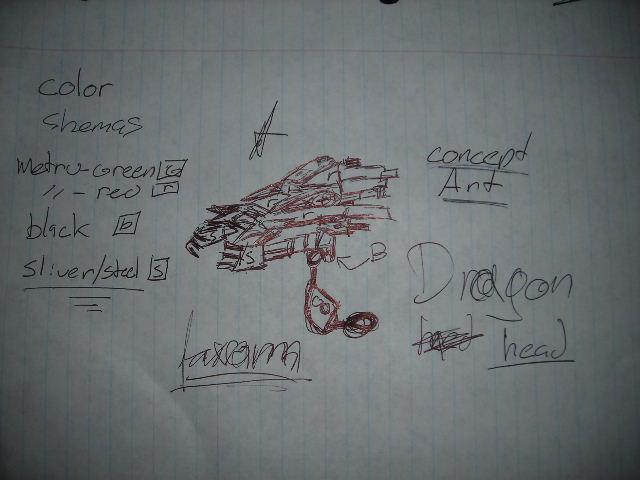 Rahi Dragon concept Art Dscn2259