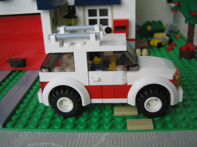 Town And Country Toyota >> MOC: Toyota Four Wheel Drives - LEGO Town - Eurobricks Forums