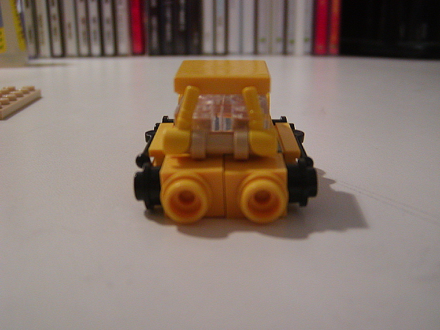 Classic Castle View Topic Mini Bumblebee Wip G1