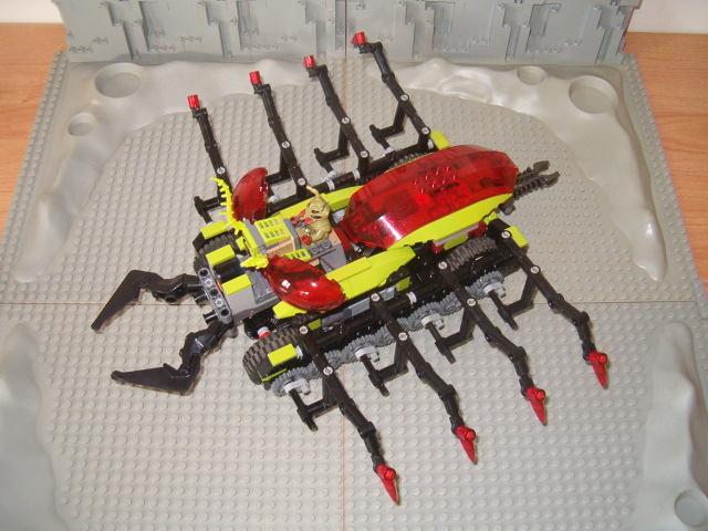[MOC] Mes Mocs Bionicles Araigneegalactique