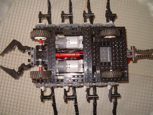 [MOC] Mes Mocs Bionicles Araigneegalactique2