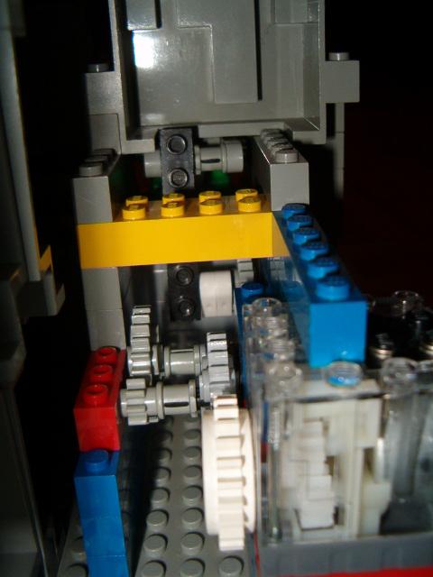 [MOC] Mes Mocs Bionicles Motorbionicle009