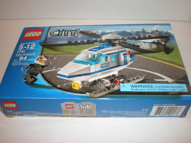 Set Review 7741 Police Helicopter Lego Town Eurobricks Forums