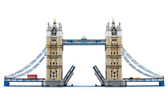 【乐高 lego 10214 伦敦大桥】价格