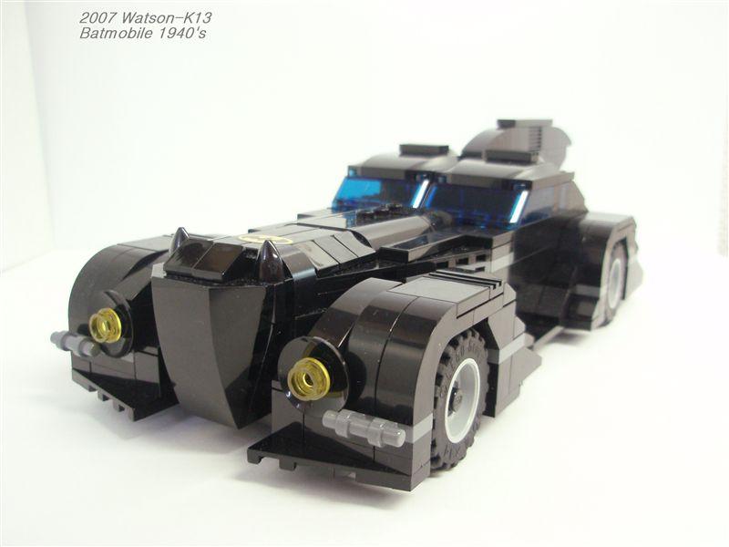 Batmobile 40s
