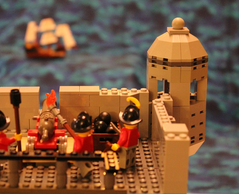 18th century star fort pirate mocs eurobricks forums
