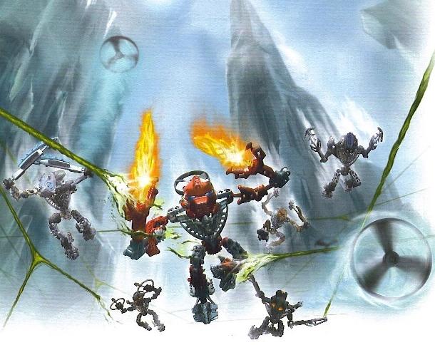 bionicle hordika - photo #12