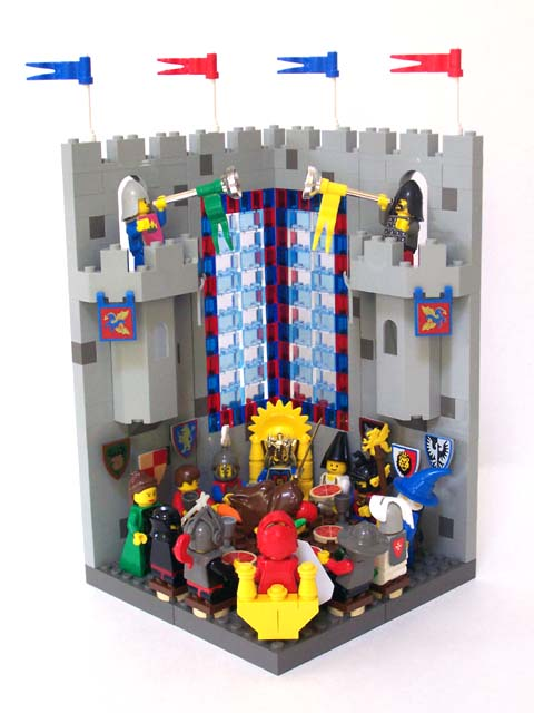 Vignettebricks knights of the round table - Knights of the round table lego ...
