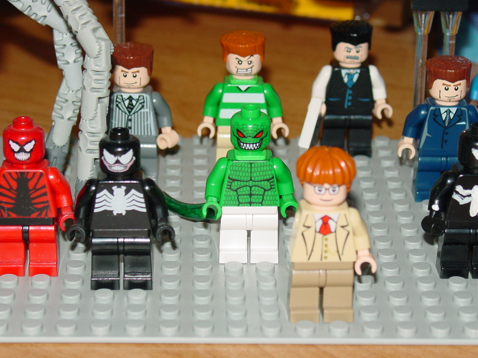 Lego Marvel Lizard Pictures to Pin on Pinterest - PinsDaddy