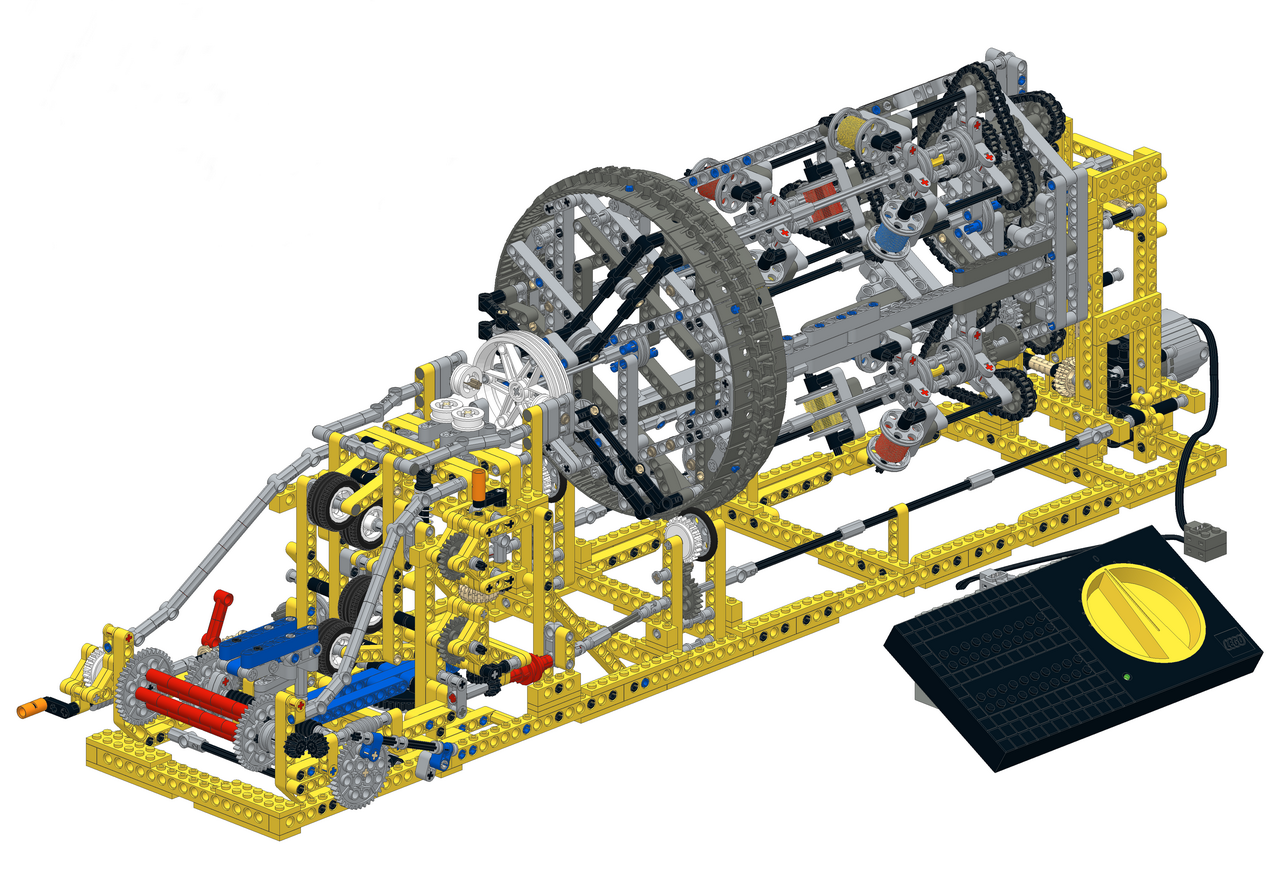 Afol1969s Building Instructions Thread Page 2 Lego Technic