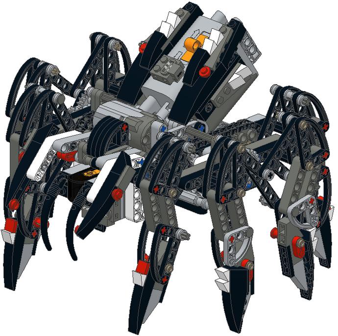 lego mindstorm crane instructions