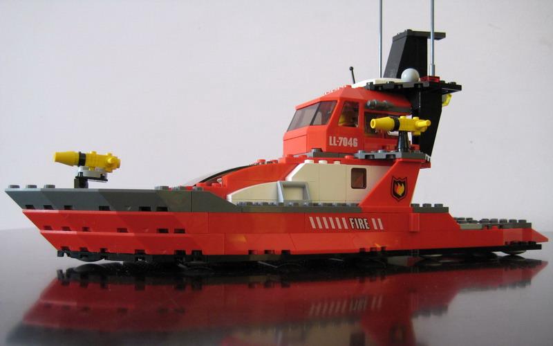 7046 fire cmd craft JENIS JENIS KAPAL