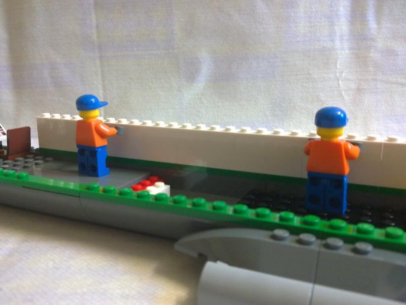 乐高船搭建图纸