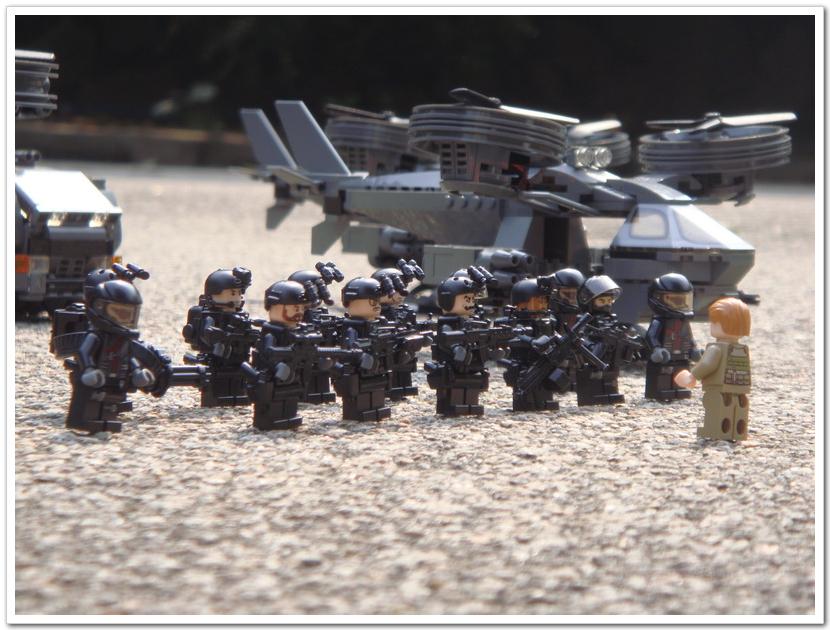 【熊猫军工】致敬红翼行动—特种陆航团建成